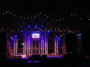 Sound & Lighting for Dave Chappelle's Juke Joint